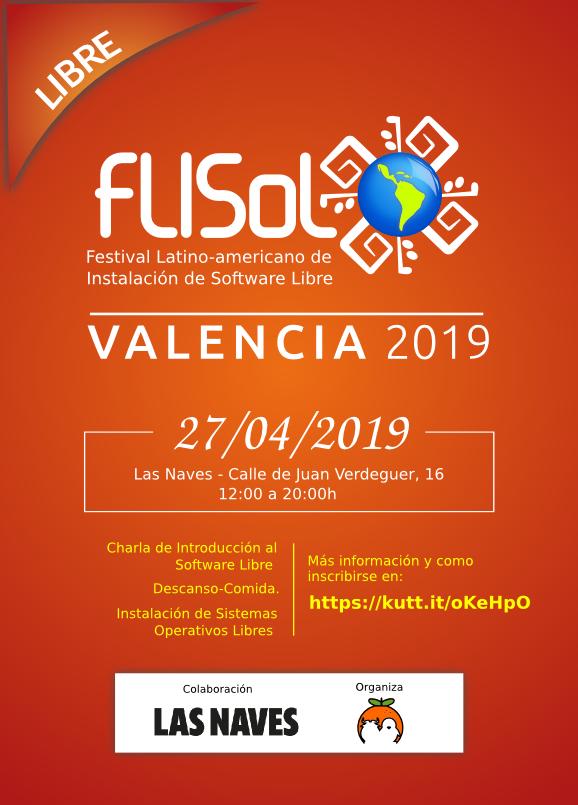 FLISOL 2019 Valencia