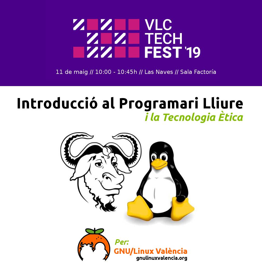 VLCTechFest 2019
